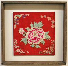 Museum of Korean Embroidery in 서울특별시 Embroidery Patterns, Hand Embroidery, Korean Art, Korean Traditional, Textile Art, Needlework, Museum, Textiles, Quilts