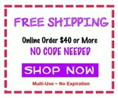 Everyday FREE SHIPPING on orders $40 or more. Shop my estore! No promo code needed. From #makeup to #skincare, #bath #body to #fragrance, top selling beauties! http://www.youravon.com/lorihoward  FREE gift from me on all orders of any amount placed before July 1st!  #makeup #bath #skincare #fragrance #shop #online  #savings #hotdeals #makeup
