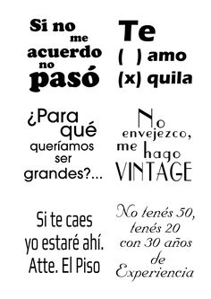 Vinilos Decorativos Con Frases Para Decorar Frascos Souvenir - $ 80,00 en Mercado Libre Scrap Material, Ideas Para Fiestas, Inner Peace, Funny Quotes, Unicorn Party, Letters, Messages, Humor, Sayings