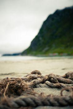 Beach rope...
