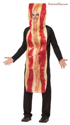 Bacon Adult Costume at Costumes4Less.com