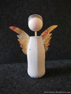 Beton Engel Blattgold / Metalflaks Facebook Sign Up, Gold Leaf, Angels, Christmas, Do Crafts