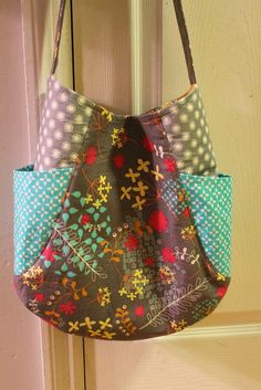 Cute tote using my collection Washi!