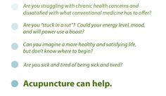 Amen! Stuck In A Rut, Energy Level, Acupuncture, Amen, Herbalism, Sick, Medicine, Mood, Health