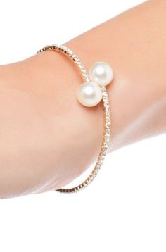 Pearl Talk Bracelet