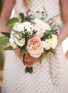 French garden inspired wedding: Aaron + Shauna
