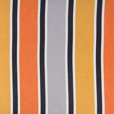 Black Out Stripes 2 - Poliéster - açafrão