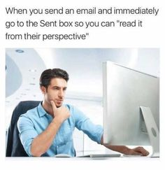 The emailing INFJ