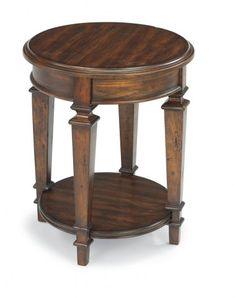 Oakbrook Chairside Table by #Flexsteel via Flexsteel.com