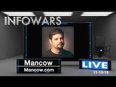 Alex Jones Show: Commercial Free - Tuesday (11-10-15) Mancow Muller   Politics