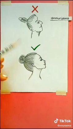 Easy Pencil Drawings, Easy Doodles Drawings, Art Drawings Sketches Simple, Realistic Drawings, Cute Drawings, Pencil Art, Pencil Sketching, Skull Drawings, Drawing Artist