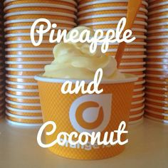 Pinapple and coconut Snack Recipes, Snacks, Orange Leaf, Pineapple Coconut, Pina Colada, Chips, Food, Snack Mix Recipes, Appetizer Recipes