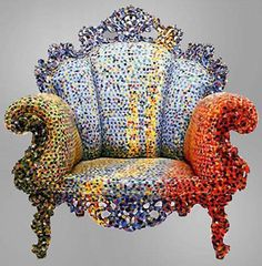 Proust Chair - 1978 Alessandro Mendini