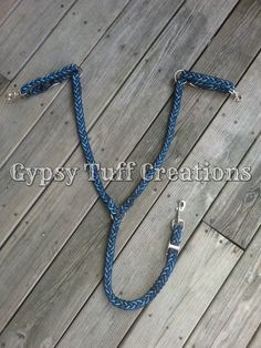 Gypsy Tuff Creations offers a variety of custom braided products made unique to you. Every item is made with military grade paracord. It is
