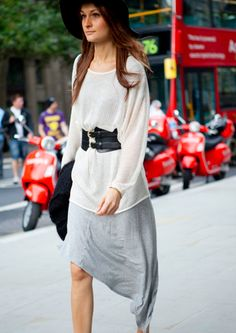 Casual / Smart style