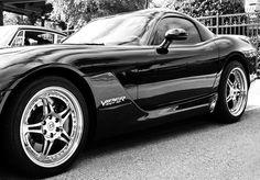 Dodge Viper SRT 10 Black & White Fine Art Photograph on Etsy, $15.00 - LGMSports.com