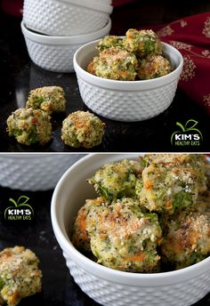 Broccoli Bites; need I say more...