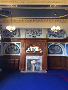 The Blue Room Rangers Fc, Blue Rooms, Football Soccer, Glasgow, Legends, Room Ideas, Prince, Park, Blue Bedrooms
