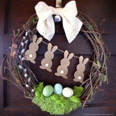 83 tavaszi- és húsvéti koszorú   PaGi Decoplage