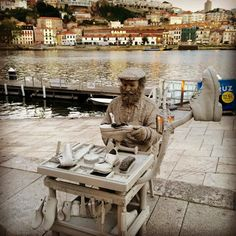 #douro #performance #portugal #porto #riverside #旅#ポルトガル #ポルト #ドウロ川 by katamuraakiko Douro Valley, Five Star Hotel, In The Heart, Terrace, Portugal, Old Things, Table Decorations, Landscape, Architecture