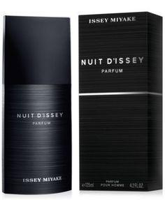 Issey Miyake Nuit d'Issey Eau de Parfum, 4.2 oz