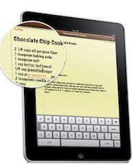 writing on the ipad - helpful apps