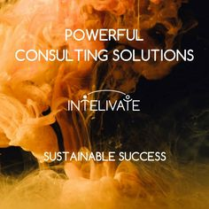 Every client, career, and organization are uniquely different. No solution is ever the same.  Think of us as a private chef.  We assess our client's likes, dislikes, needs and gluten intolerances and then create a highly customized menu from all of our consulting solutions.   Powerful Consulting Solutions for Your Sustainable Success | Intelivate