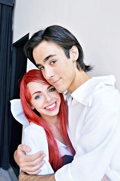 Ariel y Eric - La sirenita