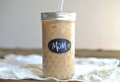 Mothers Day Mason Jar  Mason Jar baby-ideas