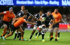 <a gi-track='captionPersonalityLinkClicked' href=/galleries/search?phrase=Marcell+Coetzee&family=editorial&specificpeople=7755005 ng-click='$event.stopPropagation()'> Marcell Coetzee </a> da Célula C Sharks durante o Super Rugby match 2016 entre células C tubarões e Jaguares no Growthpoint Kings Park Stadium em 05 de março de 2016 em Durban, África do Sul.