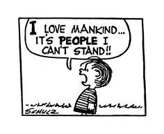 Linus Van Pelt by The Twentieth Man, via Flickr
