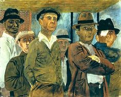 Ben Shahn September 12 1898 March 14 1969 was a Lithuanianborn American artist He is best known for his works of social realism his leftwing politic Walker Evans, Social Realism Art, Ben Shahn, Art Moderne, Art And Illustration, American Artists, American Realism, Art History, Illustrators