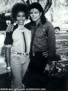 Whitney and Michael!