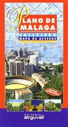 Plano de Málaga (PLANOS Y GUÍAS CALLEJEROS) -  #ParquedeVigeland