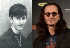 Geddy Lee - then and now