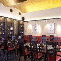 Miyabi - Prague Prague, Conference Room, Table, Furniture, Home Decor, Decoration Home, Room Decor, Tables, Home Furnishings