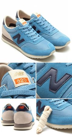 New Balance CM620: Light Blue