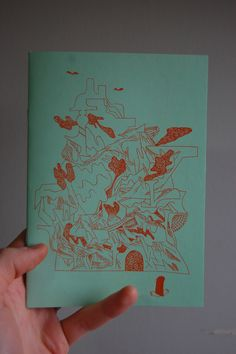 Don't+Break+the+Oath,+Drawings+by+Patrick+Kyle 16+Pages,+Orange+Ink+on+Green+Paper.+ November+2013 Second+Edition,+August+2015