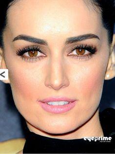 love her eyelashes