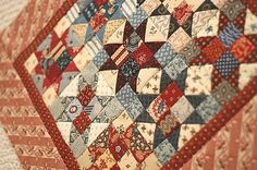 Doll Quilt made by Merumo