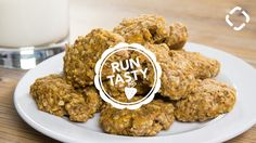 Walnut Carrot Cookies: Healthy Dessert or Snack (Runtasty) Walnut Cookie Recipes, Walnut Cookies, Cookie Desserts, Healthy Deserts, Healthy Dessert Recipes, Snack Recipes, Delicious Recipes, Cookies Sans Gluten, Dairy Free Cookies