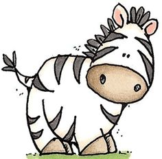Whipper Snapper Designs is an expansive online store selling a large variety of unique rubber stamp designs. Zebras, Zebra Cartoon, Cartoon Baby Animals, Zebra Drawing, Cute Clipart, Zebra Clipart, Baby Zebra, Watercolor Cards, Whimsical Art