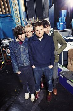 Blur! Seriously, can't wait for the 17 of July