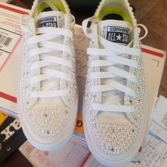 42 Best Bling Converse images | Bling converse, Converse