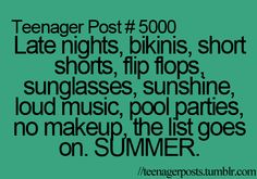 teenager post #5000