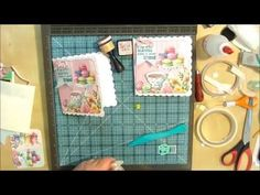 ▶ Tea Bag Gift Card - ScrapBerry's Afternoon Tea - YouTube