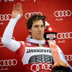 #Carlo #Janka the winner of the Alpine Combination at the Lauberhorn World Cup in #Wengen