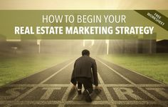 Use our free planning worksheet to develop a starter real estate marketing strategy so you can strategically implement marketing tactics for your business. http://plcstr.com/1DlMlHD #realestate #marketing