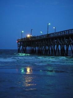 Surfside Beach, South Carolina Pier