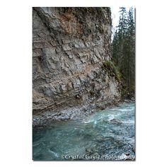 Johnston Canyon Photography Banff Alberta by CrystalGaylePhoto